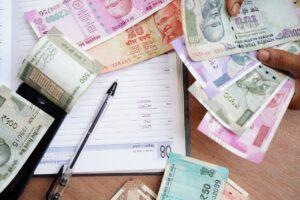 india, rupee, occupation